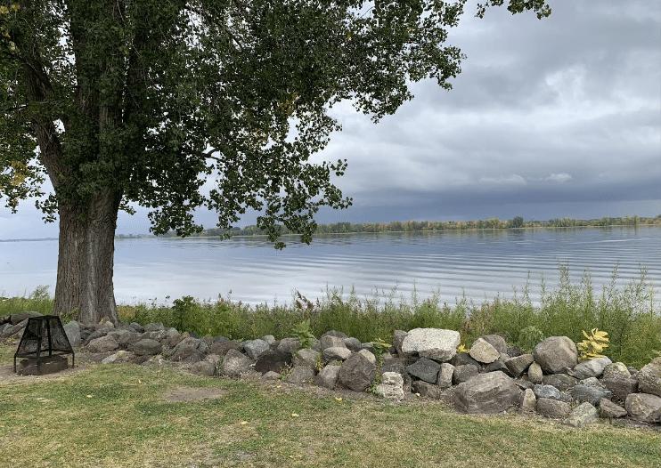 Location de terrein
